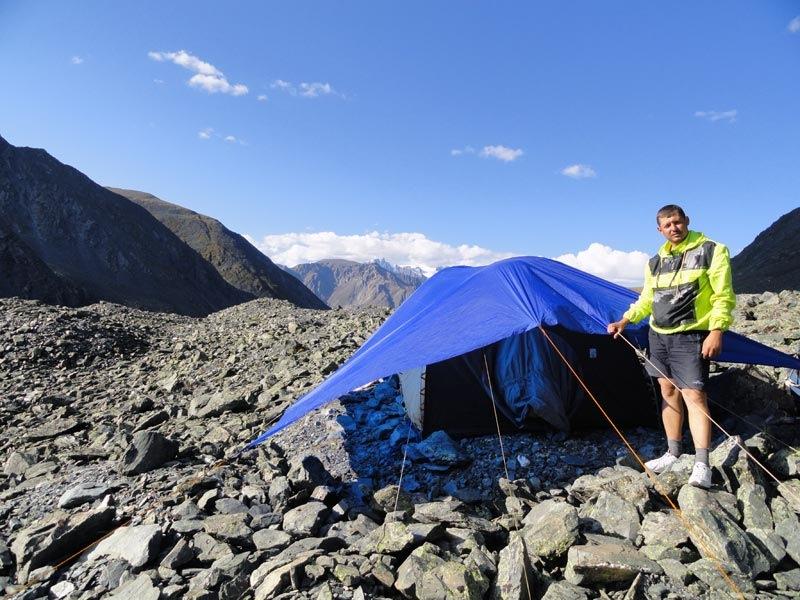Палатка Век Тамшер